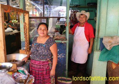 Butcher, San Pedro la Laguna