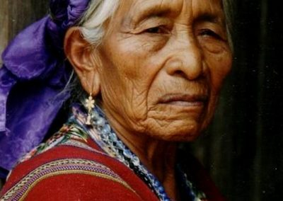 Although she's now gone, the memory of Doña Chusa lives on in Patzún, Chimaltenango.