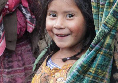This girl is from Palomora, San Andrés Xecúl, Totónicapán