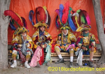 Here too are moros (the name given the conquistadors) in the Dance of the Little Bulls (toritos).