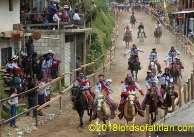 I{ve been twice to the horse race in Todos Santos but probably will never go again. The race is entertaining but very dangerous, and I tire of seeing people hurt.