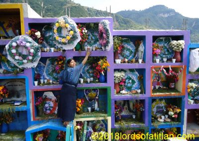 Day of the Dead, Nov. 2nd, San Antonio Palopó