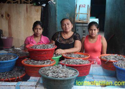 Fisn market, Mazatenango