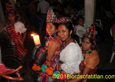 These indigenous queens are from San Bernardino and San Pablo Jocopilas Suchitepéquez and therefore their Maya idiom is k'iche. However, like so many from the Coast.they have largely forgotten their Maya idiom.